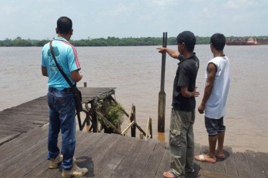 BKSDA antisipasi kemunculan buaya di Sungai Mentaya saat Mandi Safar