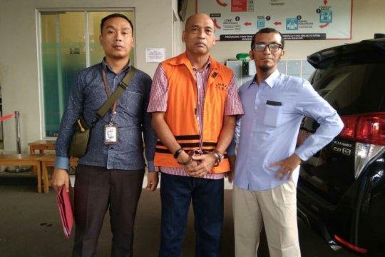 Eks Deputi IV Kemenpora Mulyana dieksekusi ke Lapas Kelas I Tangerang