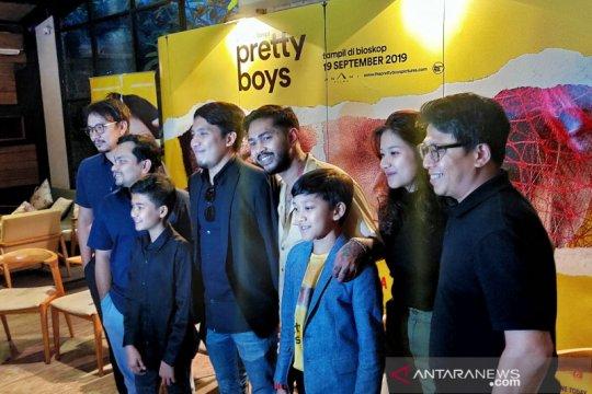 """Tayang 11 hari, film """"Pretty Boys"""" disaksikan 500 ribu penonton"""