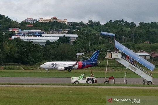 Sriwijaya Air kurangi jadwal penerbangan di Manokwari