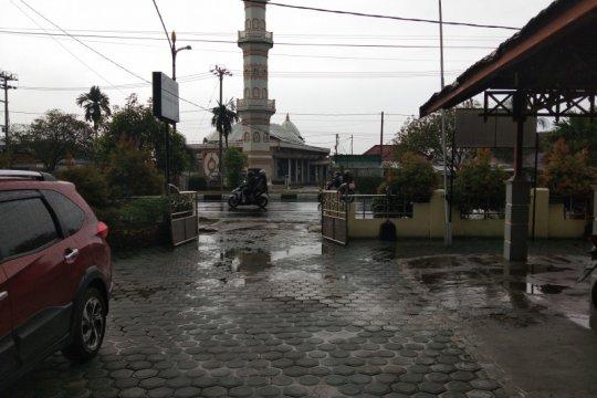 BMKG sebut hujan kurangi titik panas di Kalteng