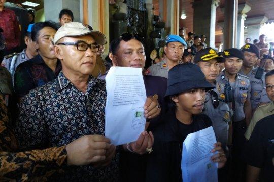 "DPRD Bali  akan fasilitasi tujuh tuntutan dari massa ""Bali Tidak Diam"""