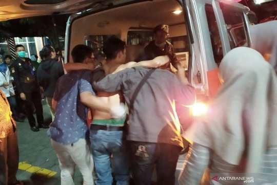 150 lebih mahasiswa korban kericuhan DPRD Jabar dievakuasi ke Unisba