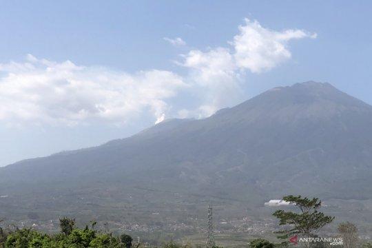 Tim gabungan berupaya padamkan api di kawasan Gunung Arjuno