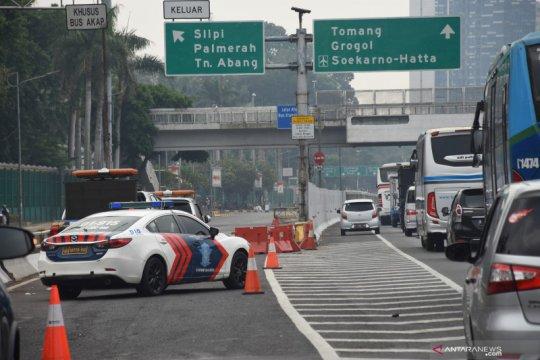 Polisi siapkan pengalihan arus lalu lintas sekitar Gedung DPR/MPR