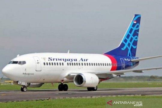 Buka penerbangan domestik, Sriwijaya belum layani jalur Solo