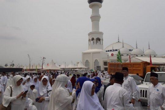 Paket wisata Masjid Sultan Batam favorit wisman