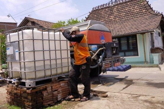 Belasan desa di Kabupaten Kudus kesulitan air bersih
