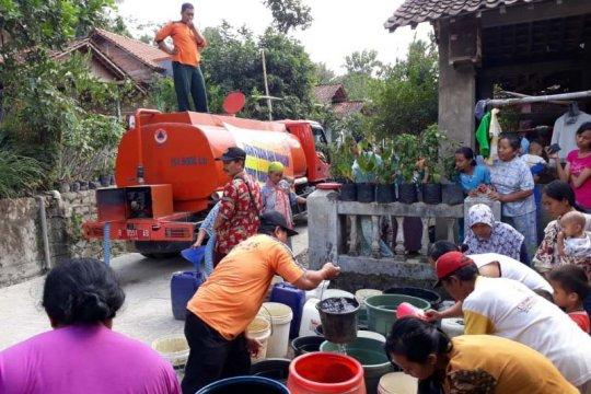 Cilacap salurkan bantuan air bersih di 78 desa kekeringan