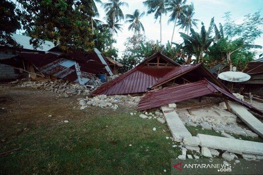 Dampak gempa Maluku