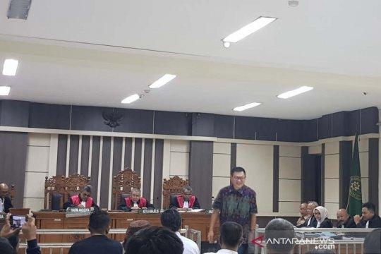 Mantan Bupati Sragen konsultasikan kasus hukum ke Wakil Jaksa Agung
