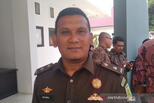 Buronan pencurian di Aceh Singkil menyerahkan diri ke kantor kejaksaan