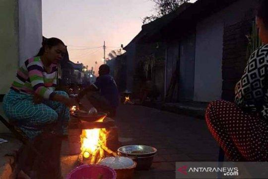 """Warga Busungbiu Buleleng laksanakan Nyepi Desa dan """"Nyakan Diwang"""""""