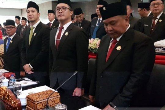 Anak pejabat ramaikan kursi DPRD Palembang