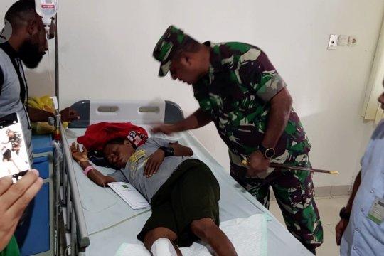 Pangdam Cendrawasih temui keluarga korban penembakan di Kabupaten Puncak
