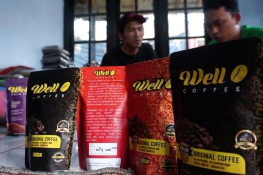 Petani kopi menuju era revolusi pertanian