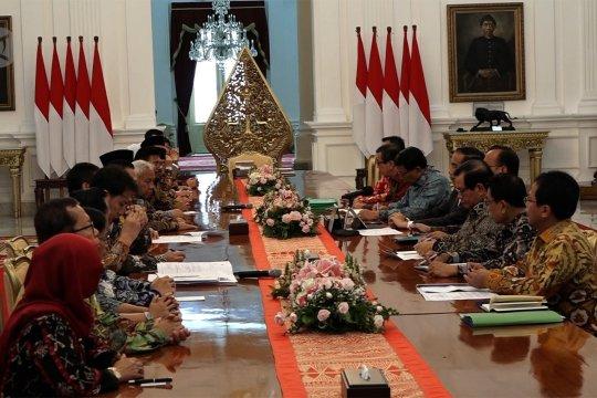 Pimpinan DPR bahas RKUHP dengan Presiden