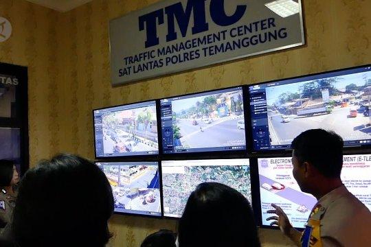 Satlantas Temanggung mulai terapkan e-tilang