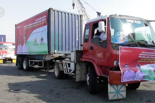 Ekspor komoditas pertanian Jateng tumbuh 19 persen