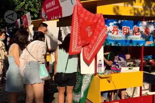 Pertama kali Indonesia pamerkan kuliner dan budaya di Makau
