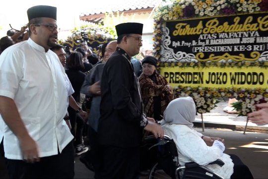 Habibie wafat, Kenangan Mahfud MD dan duka Anies Baswedan