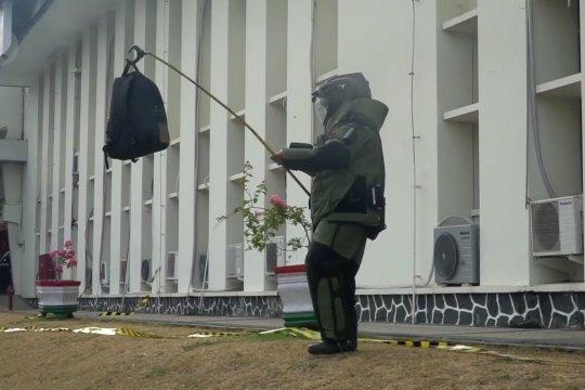 Kantor Pertamina RU V diteror ancaman bom