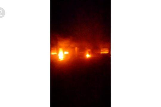 Lapas perempuan diduga sengaja dibakar warga binaan