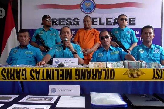 Muhammad Adam, sang raja bandar narkoba Indonesia