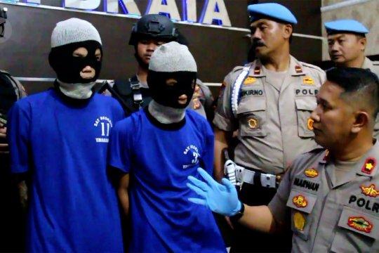 Polisi tangkap pelaku pembunuh santri