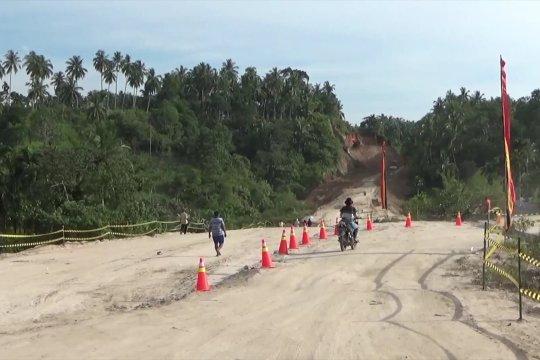 Terkendala lahan, proyek Tol Padang-Pekanbaru tetap dilanjutkan