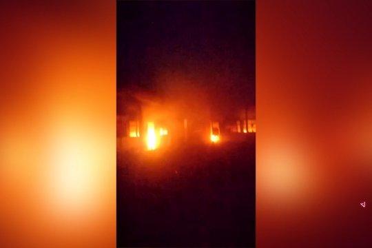 Lapas Perempuan terbakar, 36 Napi kabur