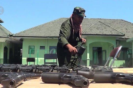 Program perawatan senjata TNI AD