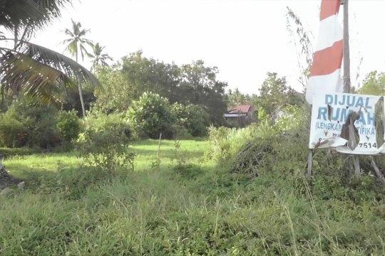 Rencana pembekuan transaksi jual beli tanah di ibu kota baru