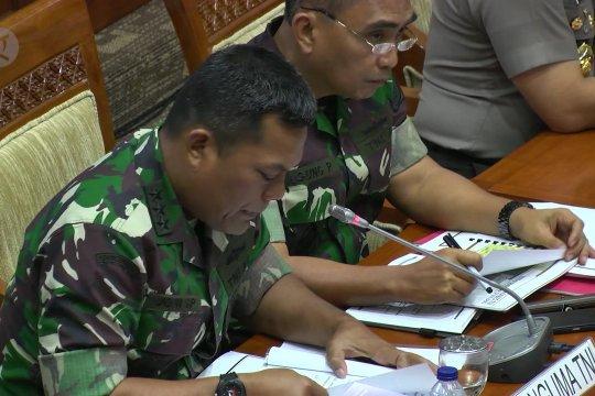 TNI boyong lima ribuan personel ke ibu kota baru