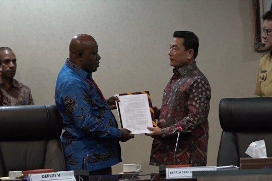 Wakil DPRD Papua dan Papua Barat minta pemerintah buka ruang dialog