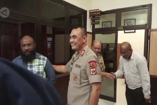 700 mahasiswa asal Papua pulang, Kapolda & rektor cari solusi