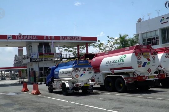 Enam SPBU 3T di Kalimantan resmi beroperasi