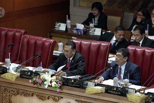 Gerindra dukung penambahan pimpinan MPR RI