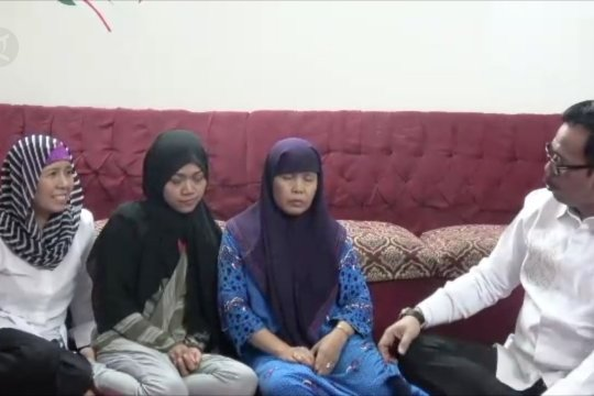 KBRI Riyadh temukan WNI yang hilang selama 31 tahun