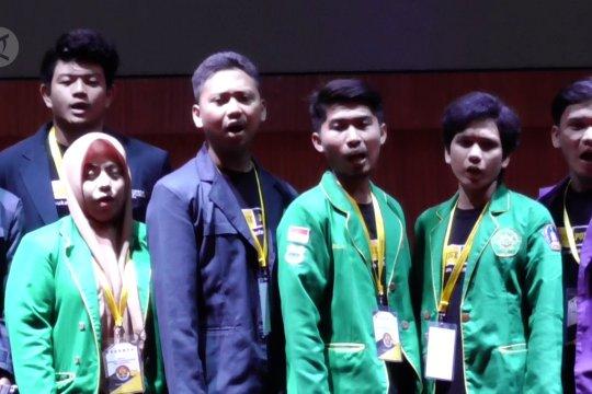Mahasiswa Kepri deklarasi Papua damai
