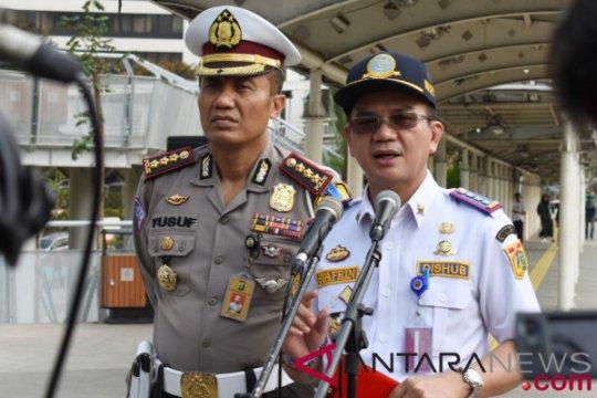 25 ruas jalan di Jakarta berlaku aturan ganjil-genap