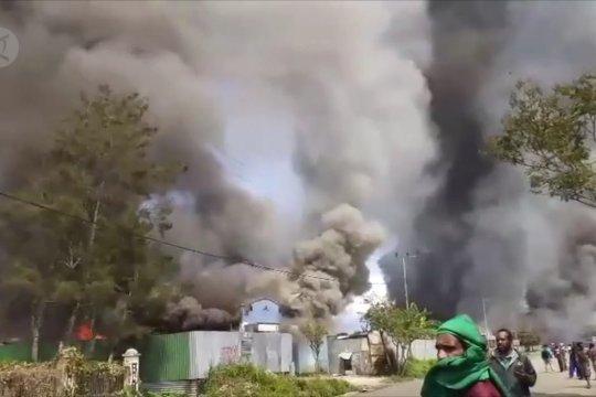 Kapolda Papua: Kerusuhan Wamena karena termakan isu hoaks
