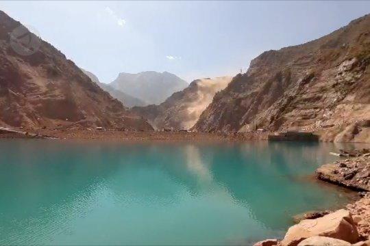 Pemerintah Tajikistan kebut pembangunan PLTA Rogun