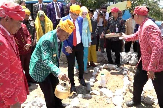 Pemkot Palu ziarah ke makam massal korban gempa
