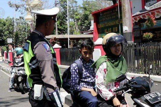 Pengendara di bawah umur dominasi pelanggaran lalu lintas