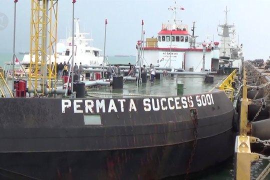 Bakamla tangkap tiga kapal transaksi bbm ilegal