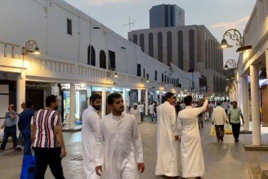 Berbelanja di Bab Syareef, Tanah Abangnya Jeddah