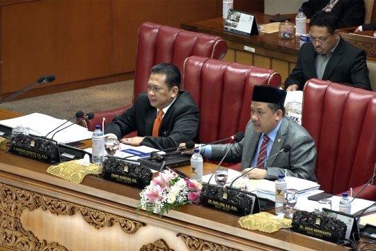 Dewan pengawas jadi perdebatan saat pembahasan RUU KPK