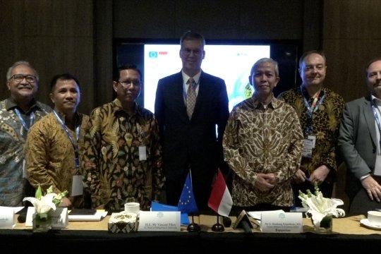 Indonesia gaet Uni Eropa kurangi defisit neraca perdagangan