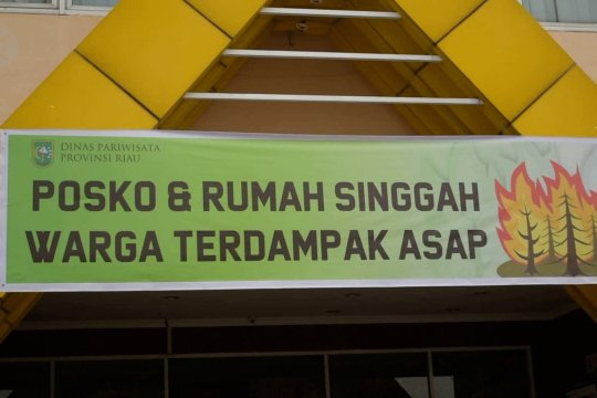 Pemprov Riau tebar posko kesehatan
